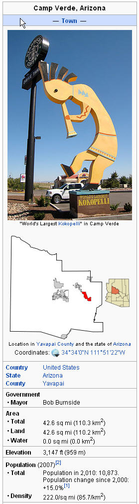Camp Verde real estate