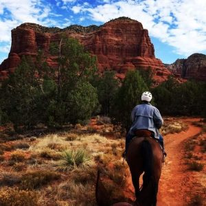 Sedona Red Rock Horse Trails