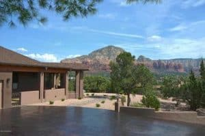 sedona luxury homes
