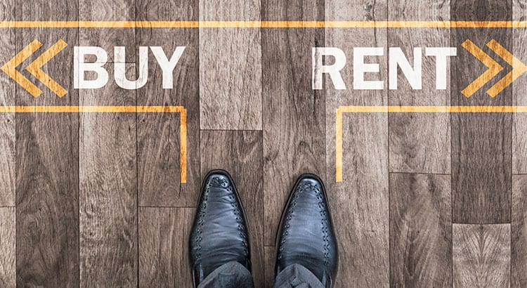 The TRUTH Behind the RENT vs. BUY Debate | Simplifying The Market